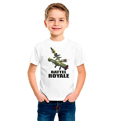 Camiseta Battle Royale niño